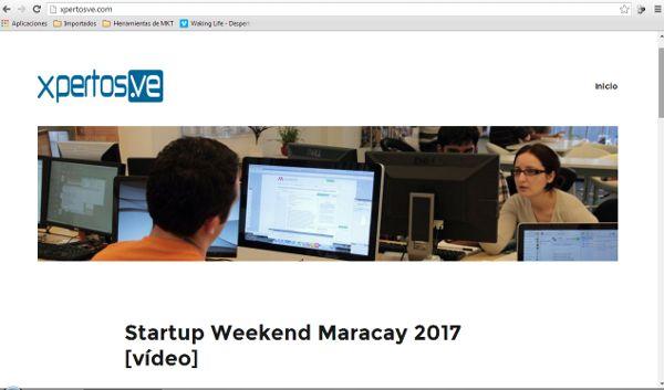 xpertosve.com un sito dedicado a las startups venezolanas