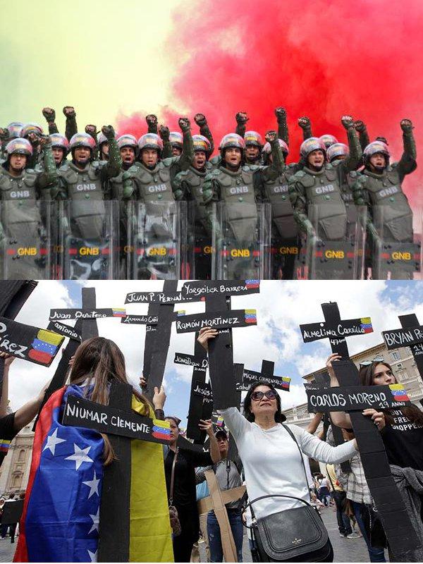 protestas de mujeres en venezuela