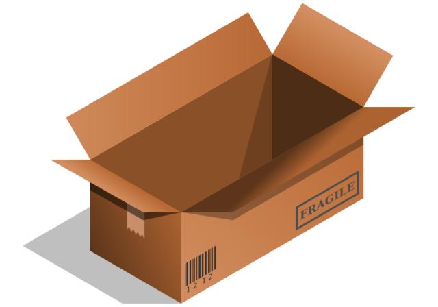caja 3d