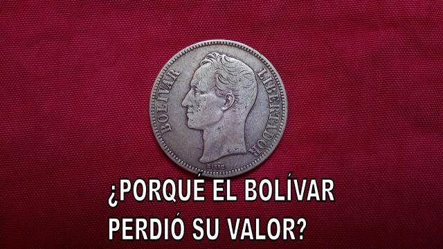 moneda Bolívar de .25gr de plata 1956